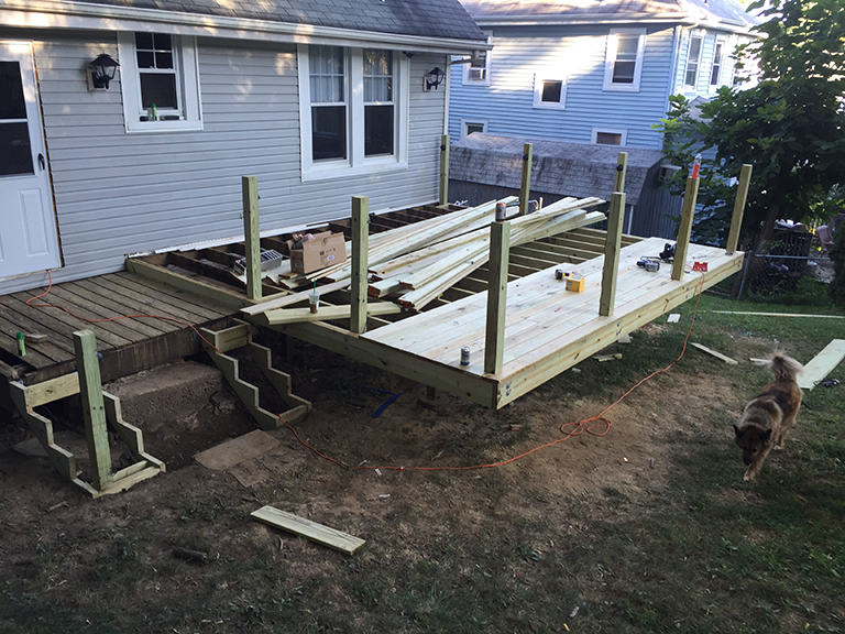 more-rail-posts-and-deck-boards